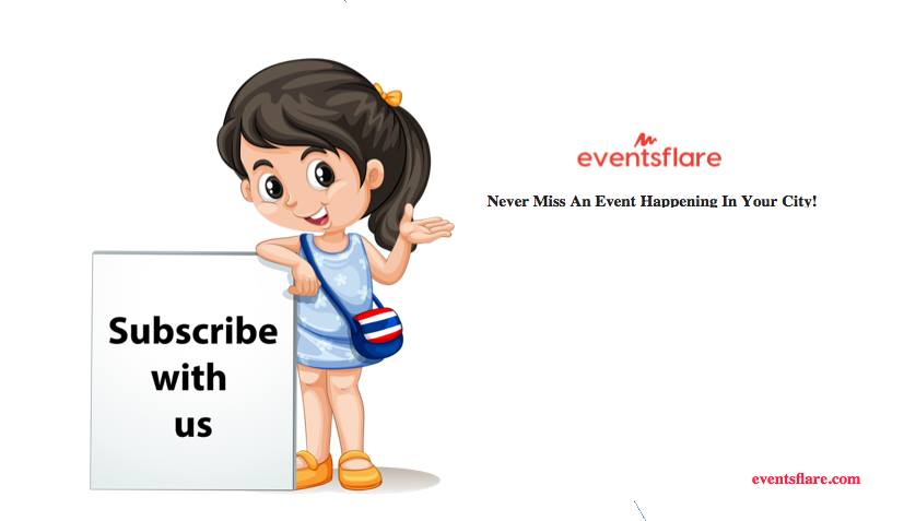 Eventsflare - Subscribe to newsletter.