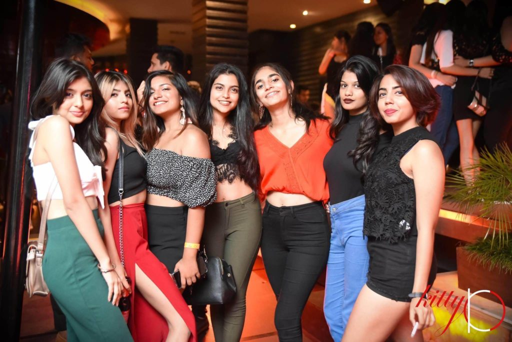 Nightlife of Bangalore