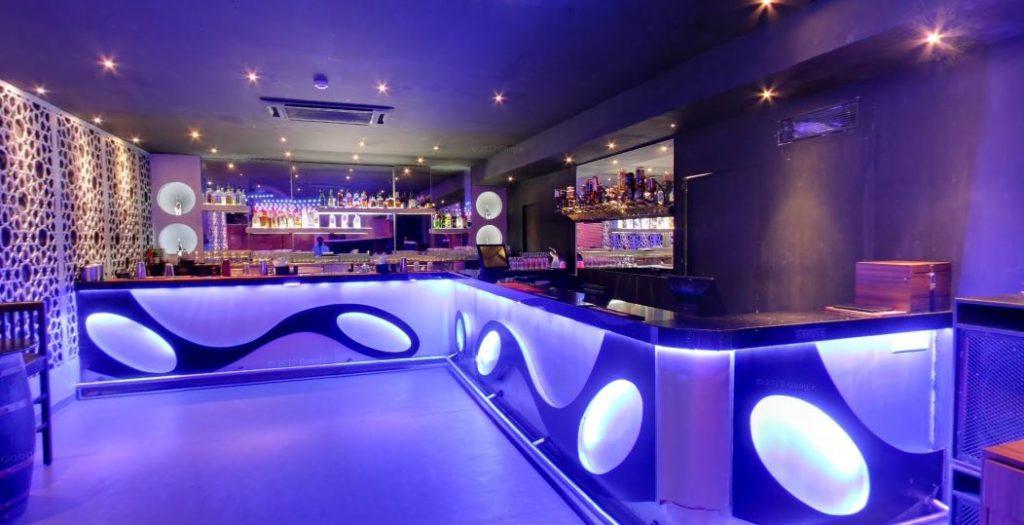 NoLimmits Lounge & Club: Best pub in Bangalore