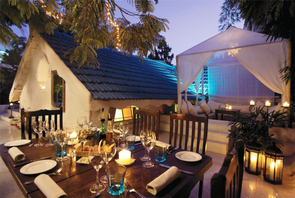 Visit Olive Beach for romantic date with your beloved one.
