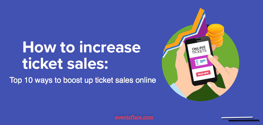 increase tickets sales online