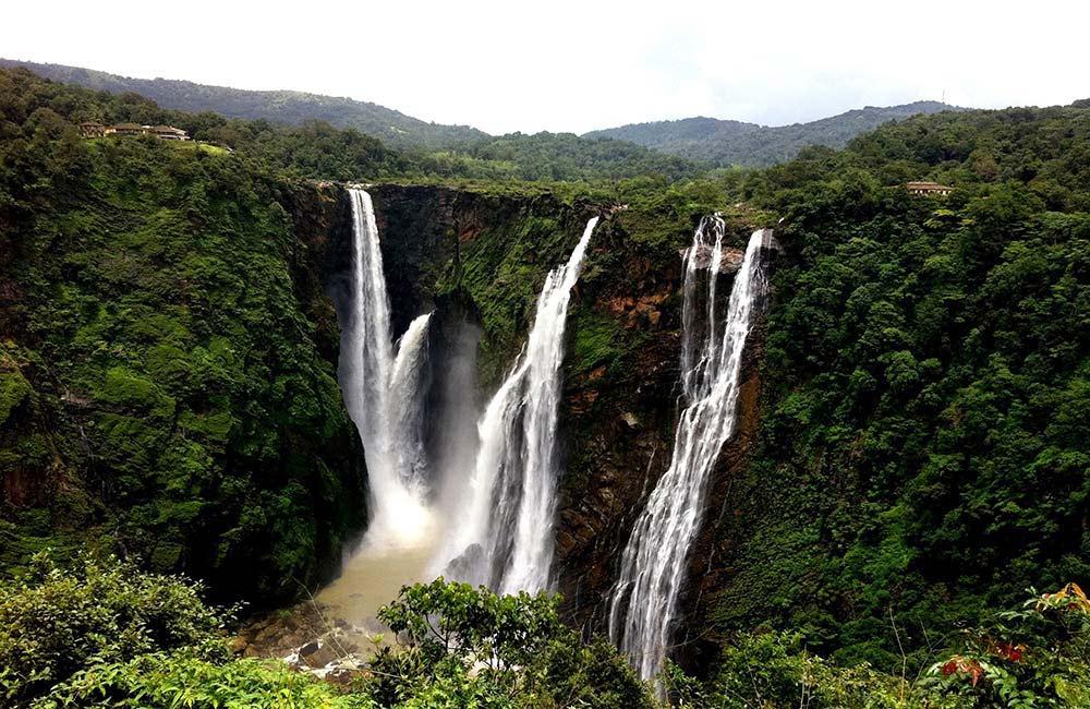 Tottikallu Falls Karnataka