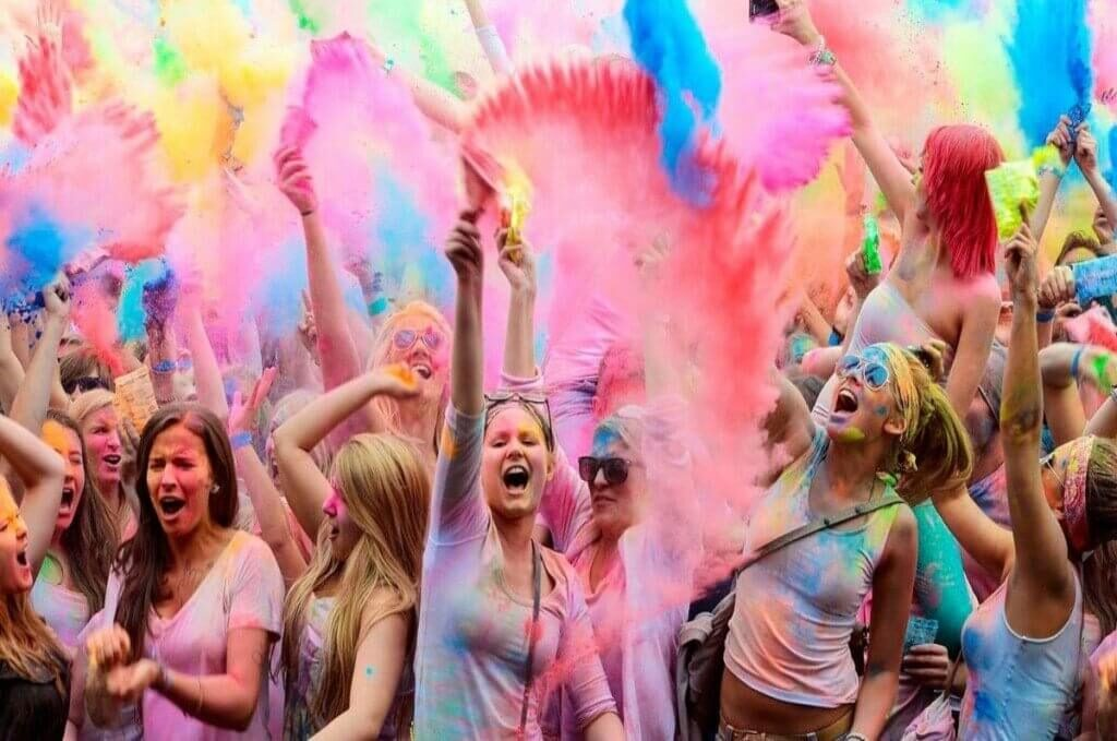 Best Holi Parties In Bangalore 2021