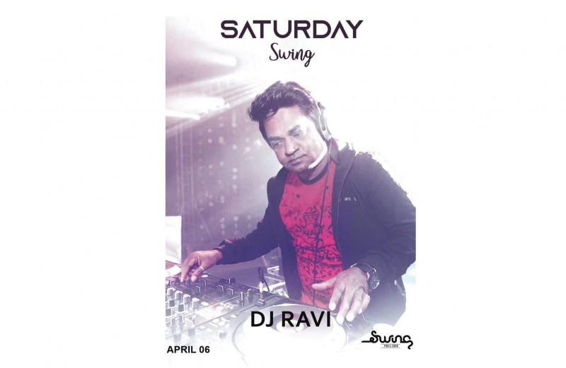 Saturday Holly Bolly Night Ft. Dj  Ravi at Swing Pub