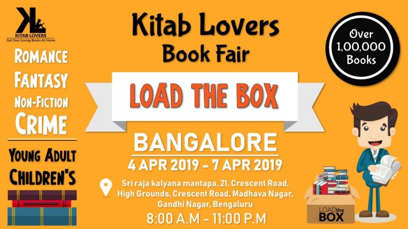 LOAD The BOX Kitab Lovers Warehouse Sale