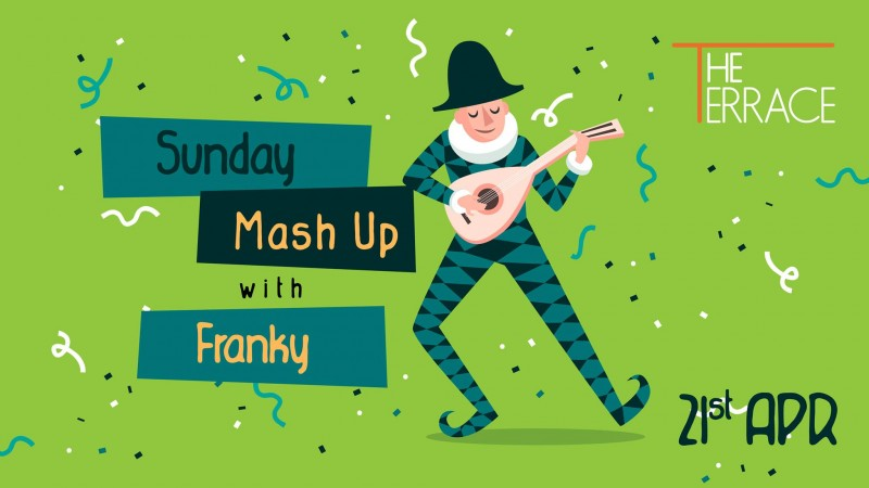Sunday Mash Up with Franky At Gillys Redefined