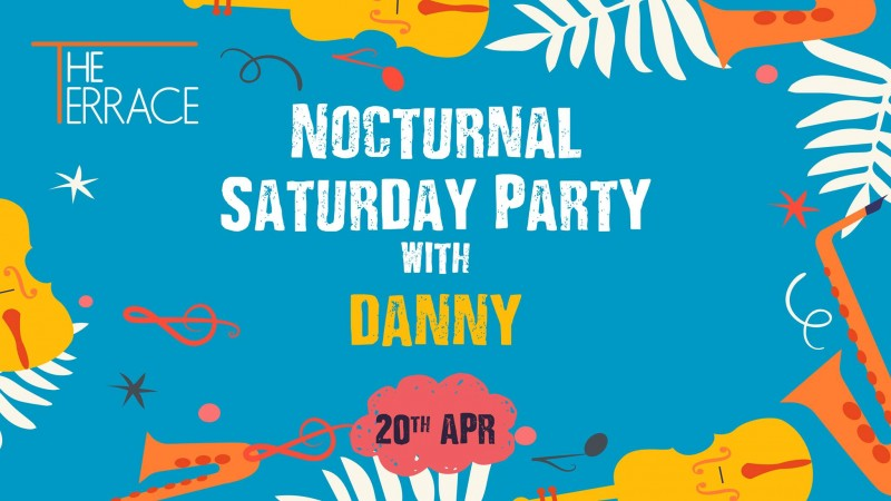 Nocturnal Saturdays with DJ Danny At Gillys Redefined
