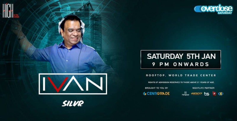 Saturday Overdose With IVAN At HIGH Ultra Lounge