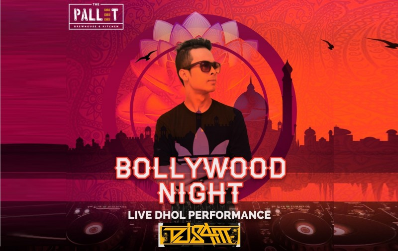 Bollywood Night Featuring Dj Sam At The Pallet