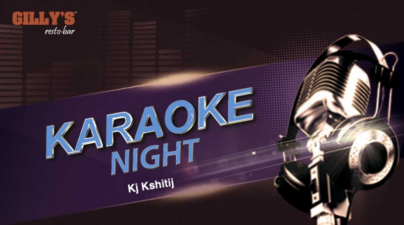 Scream Out Loud With Kj Kshitij At Gilly's Resto bar Marathalli