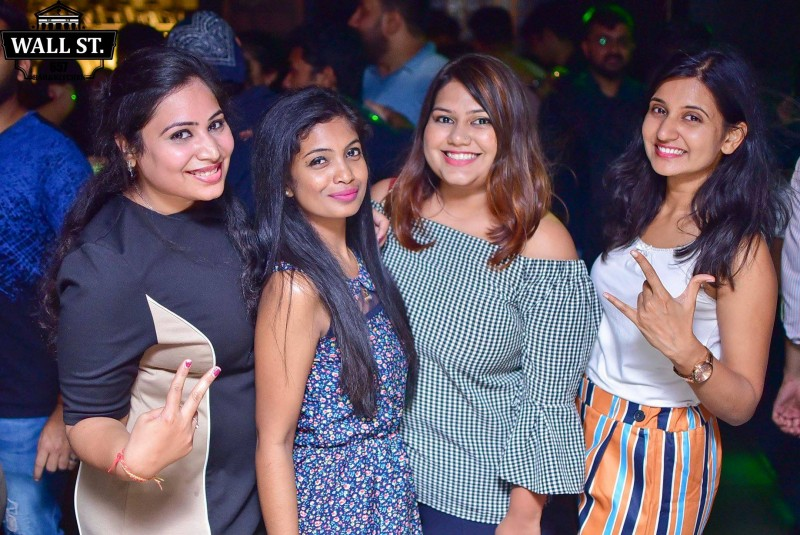 Ladies Night Featuring Dj Erock at 657 Wall Street, Indiranagar