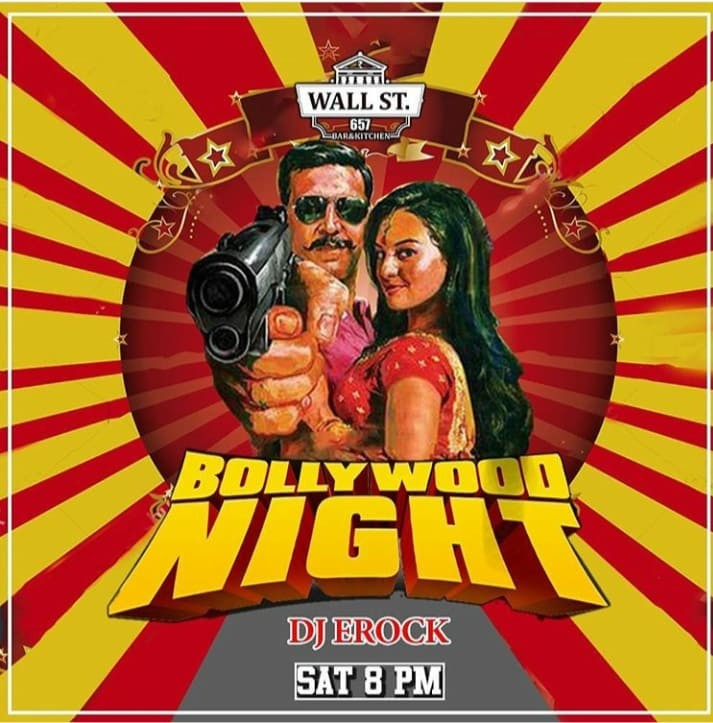 Bollywood Blockbuster Night