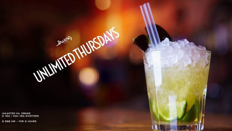 Unlimited Thursdays at Swing Pub