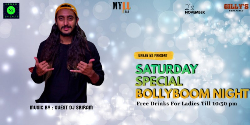 Saturday Special As BollyBoom Night