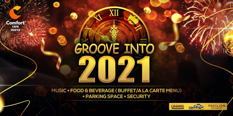 Groove Into 2021 New Year Party