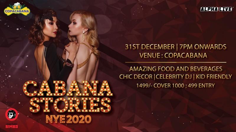 Cabana Stories - NYE 2020