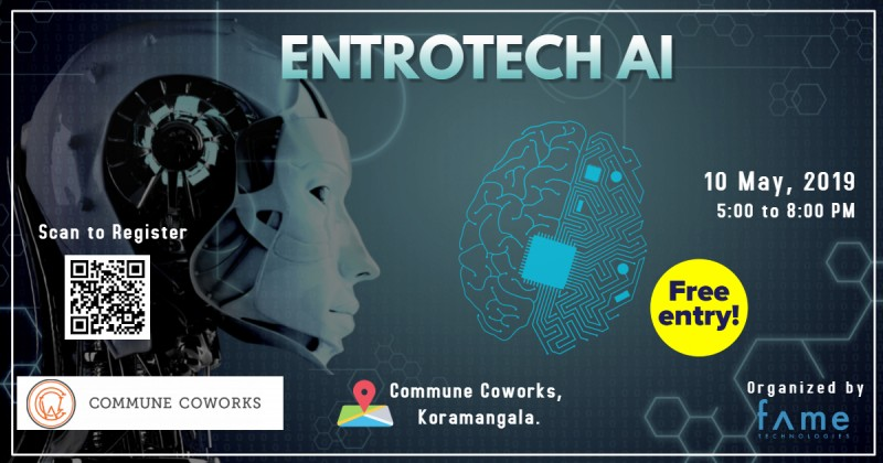 EntroTech AI Tech Event At Commune Coworks