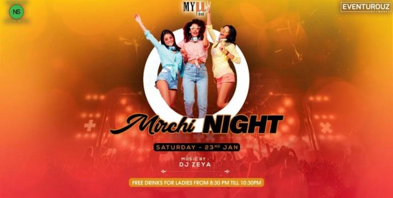 Saturday Mirchi Night At Myu Bar Gill's Redefined