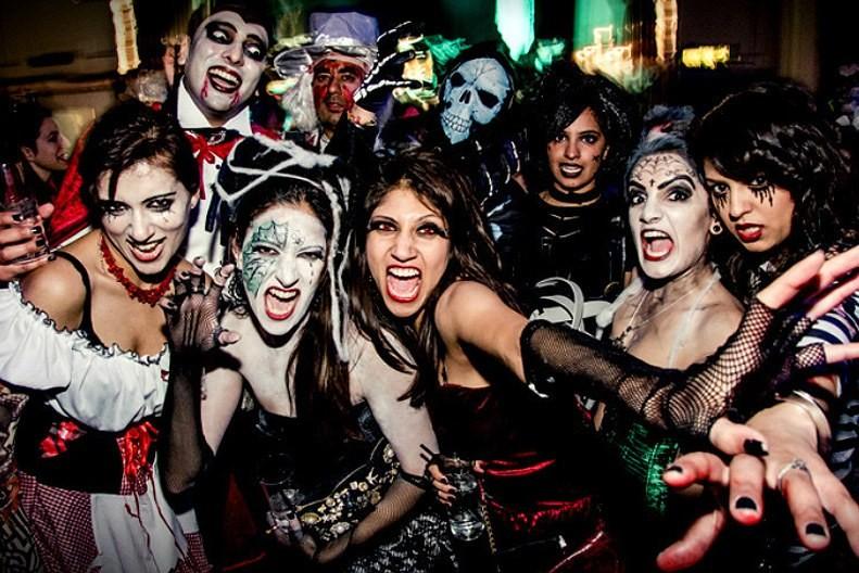 Trick or Treat Halloween Night | Dhwani Indiranagar